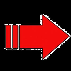 Red Arrow Transparent Images PNG PNG Clip art