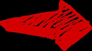 Red Arrow Transparent PNG PNG Clip art