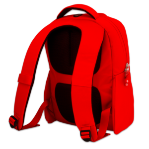 Red Backpack PNG PNG Clip art