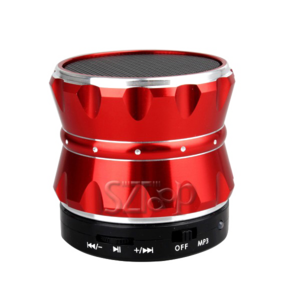 Red Bluetooth Speaker PNG Free Download PNG Clip art