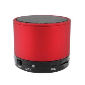 Red Bluetooth Speaker PNG HD PNG Clip art