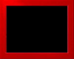 Red Border Frame PNG Free Download PNG Clip art