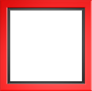 Red Border Frame PNG Photo PNG Clip art