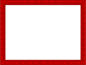 Red Border Frame PNG Photos PNG Clip art