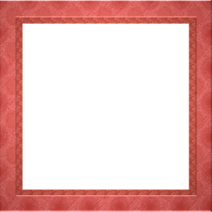 Red Border Frame PNG Pic PNG Clip art
