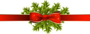 Red Christmas Ribbon PNG Transparent HD Photo PNG Clip art