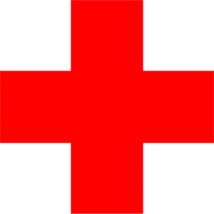 Red Cross PNG HD PNG icon