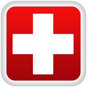 Red Cross PNG Image PNG Clip art