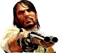 Red Dead Redemption PNG File PNG icon