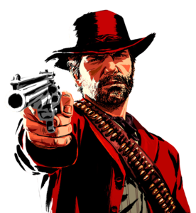 Red Dead Redemption PNG Image PNG Clip art