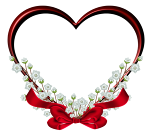 Red Heart PNG Image PNG Clip art