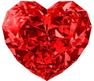 Red Heart PNG Photos PNG Clip art