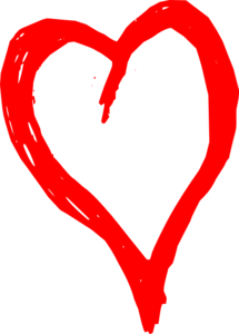 Red Heart PNG Transparent Image PNG Clip art