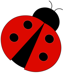 Red Ladybug PNG Pic PNG Clip art