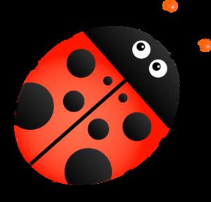 Red Ladybug Transparent Background PNG Clip art