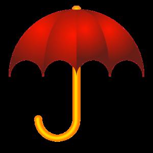 Red Umbrella PNG PNG Clip art