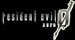 Resident Evil Logo PNG Image PNG Clip art