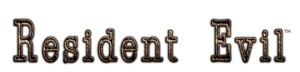 Resident Evil Logo PNG Photos PNG Clip art