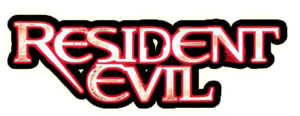 Resident Evil Logo PNG Transparent Image PNG Clip art