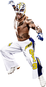 Rey Mysterio PNG Image PNG Clip art