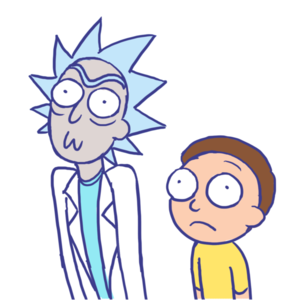 Rick And Morty PNG Photos PNG Clip art