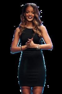 Rihanna PNG Pic PNG Clip art