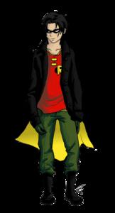 Robin Comic PNG Clipart PNG Clip art
