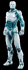 Robot Transparent Background PNG Clip art