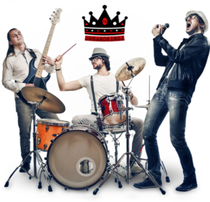 Rock Band PNG Free Download PNG Clip art