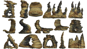 Rock PNG Transparent Picture PNG Clip art