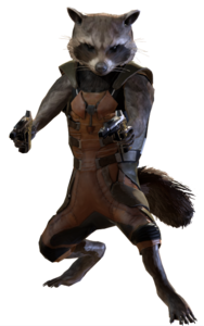 Rocket Raccoon PNG File PNG Clip art