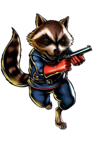 Rocket Raccoon PNG Free Download Clip art