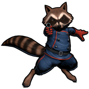 Rocket Raccoon PNG Photo PNG Clip art