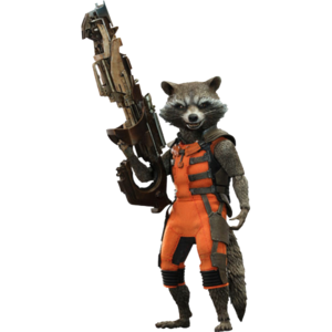 Rocket Raccoon PNG Photos PNG Clip art