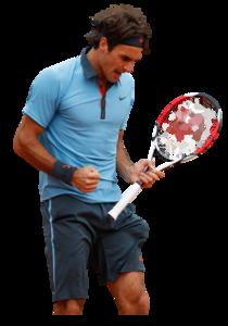 Roger Federer PNG Background PNG Clip art