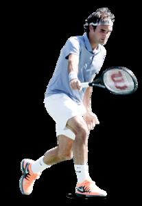 Roger Federer PNG File PNG Clip art