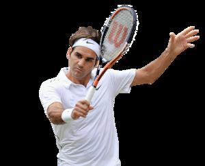 Roger Federer PNG HD Quality PNG Clip art