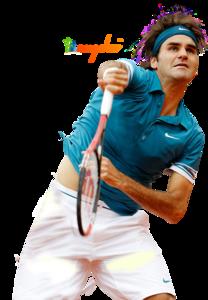 Roger Federer PNG Image PNG Clip art