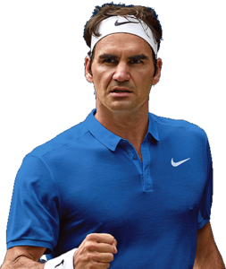 Roger Federer PNG No Background PNG icon