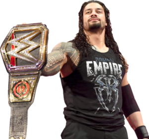 Roman Reigns PNG Free Download PNG Clip art