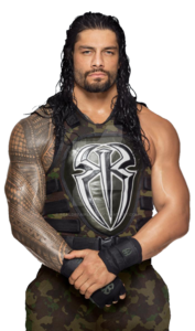 Roman Reigns PNG Image PNG Clip art
