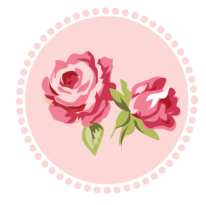 Romantic Pink Flower Border PNG HD PNG image