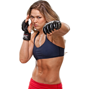 Ronda Rousey PNG Image PNG Clip art