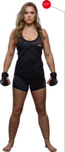 Ronda Rousey PNG Picture PNG Clip art