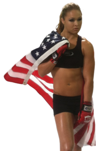 Ronda Rousey Transparent PNG PNG Clip art