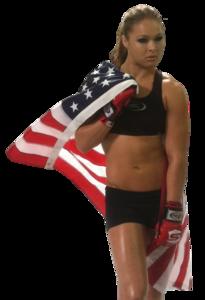 Ronda Rousey Transparent PNG PNG Clip art