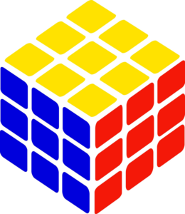 Rubik�s Cube PNG Background Image PNG Clip art