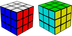Rubik�s Cube PNG Photo PNG Clip art
