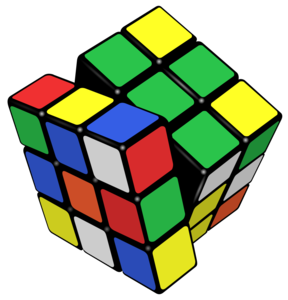Rubik�s Cube Transparent PNG PNG Clip art