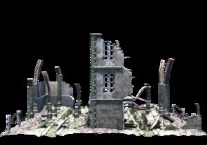 Ruin PNG File PNG Clip art